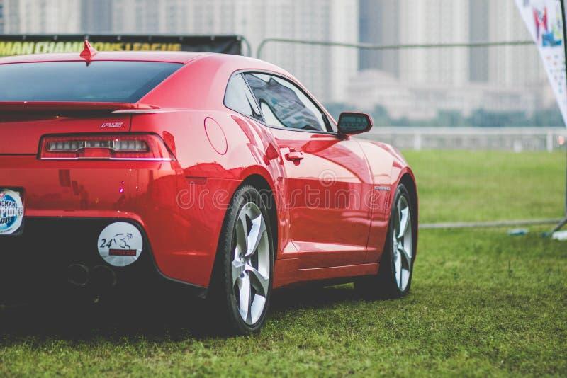Chevrolet Camaro R5 fotografie stock libere da diritti