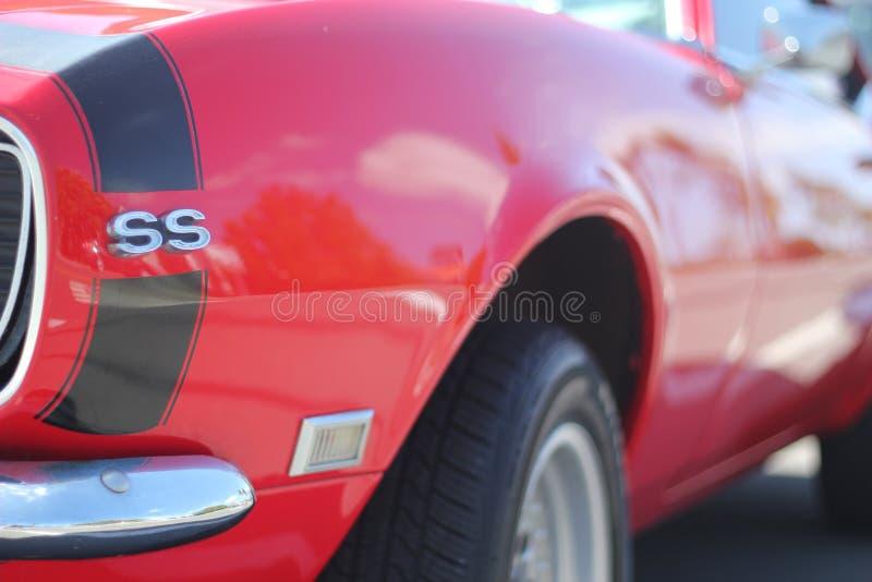 Chevrolet Camaro SS royalty-vrije stock afbeeldingen