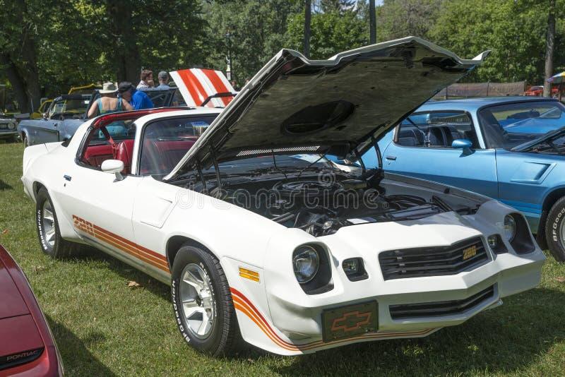 Chevrolet Camaro Z28 stock afbeeldingen