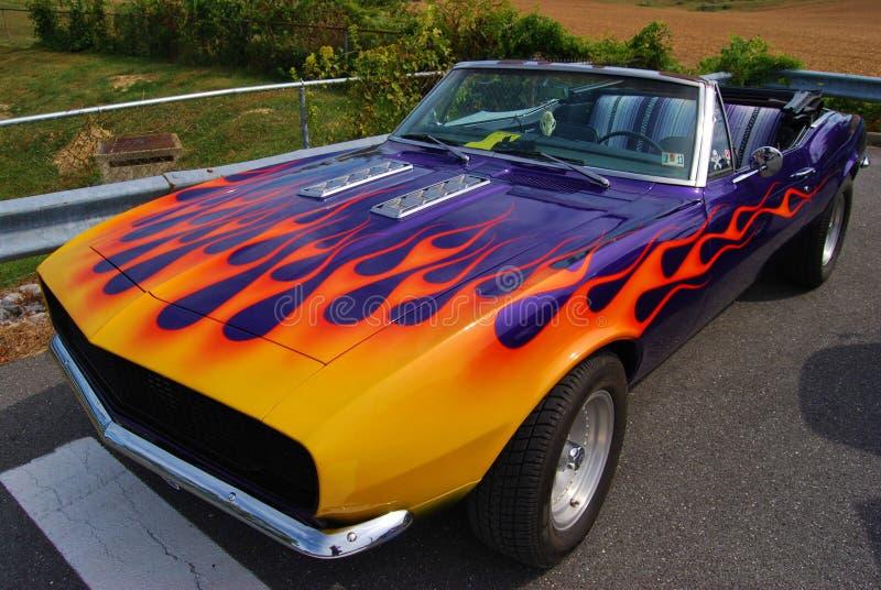 Download Chevrolet- Camarokabriolett 1967 Redaktionelles Foto - Bild von automobil, auslegung: 27730201