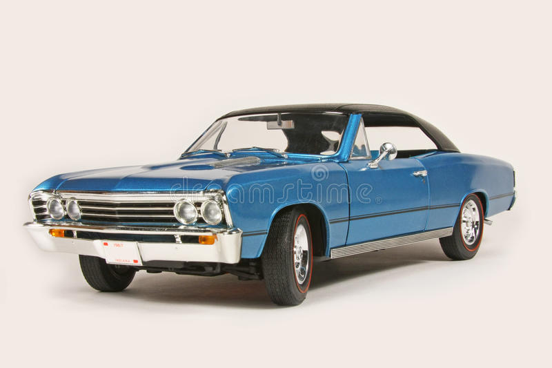 Chevrolet Chevelle 1967 royalty free stock images