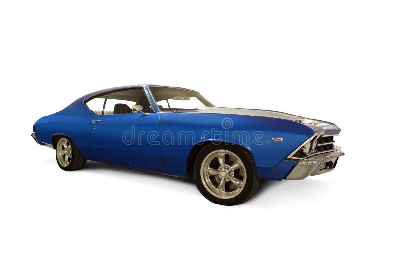 Chevrolet Chevelle 1969 immagini stock