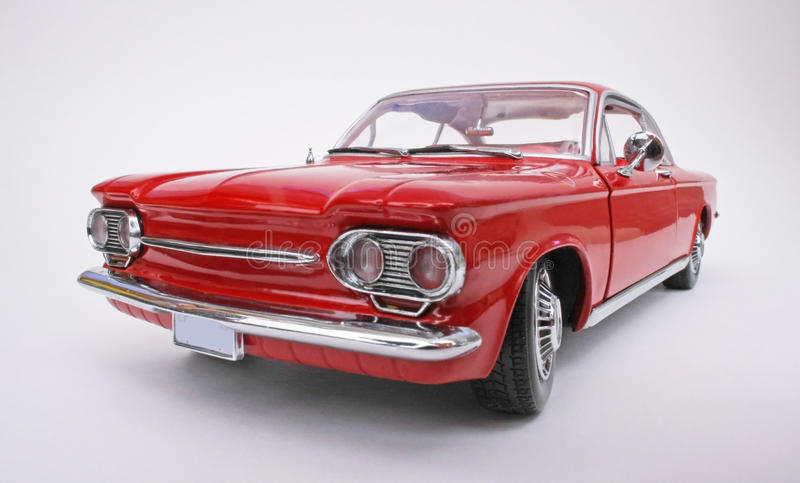 Chevrolet Corvair 1963 royalty free stock photography