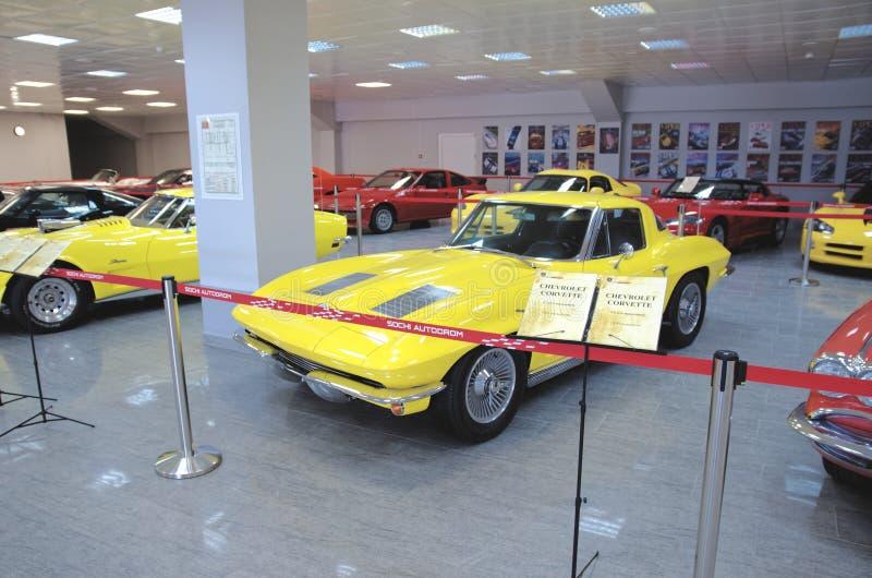 Download Chevrolet Corvette C2 photo éditorial. Image du véhicule - 56475091