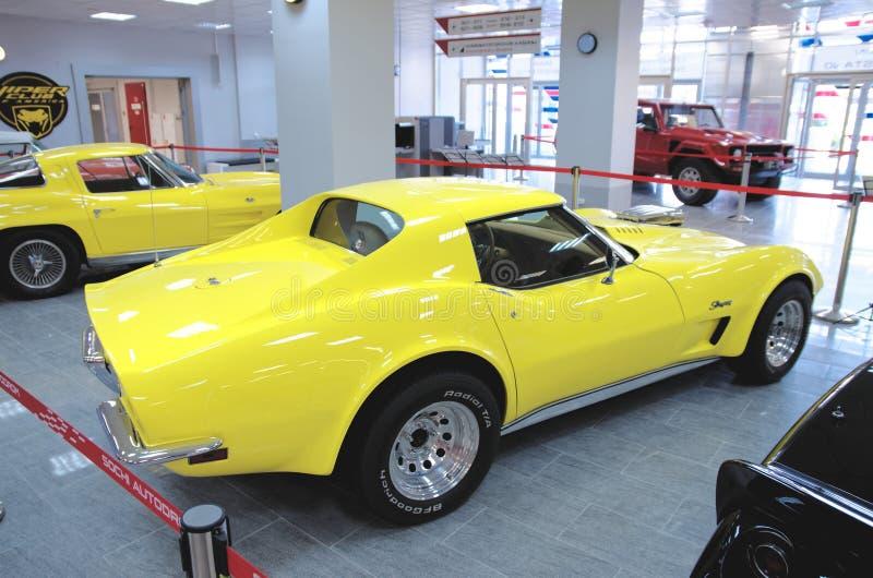 Download Chevrolet Corvette C3 image stock éditorial. Image du chevrolet - 56475124