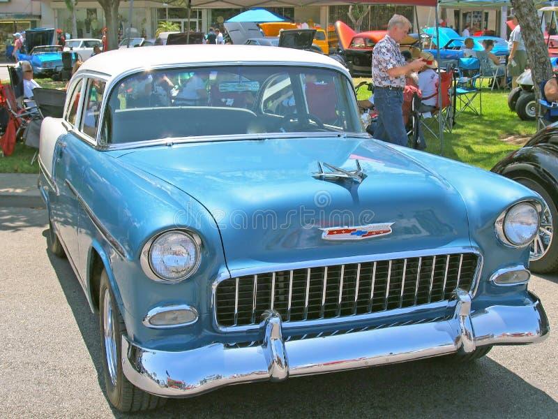 1955 Chevrolet Coupe obraz royalty free