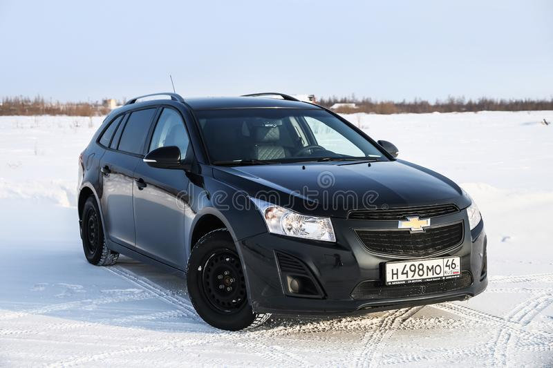Chevrolet Cruze royalty-vrije stock foto