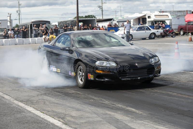 Chevrolet-de camarorook toont stock foto