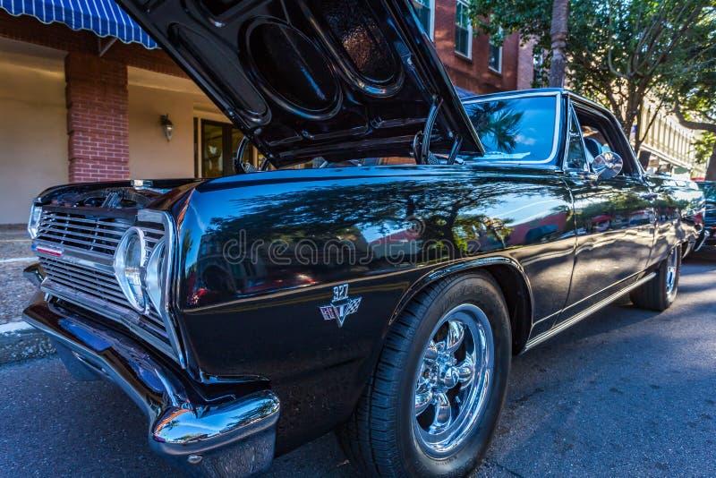 Chevrolet-EL 1965 Camino lizenzfreies stockfoto