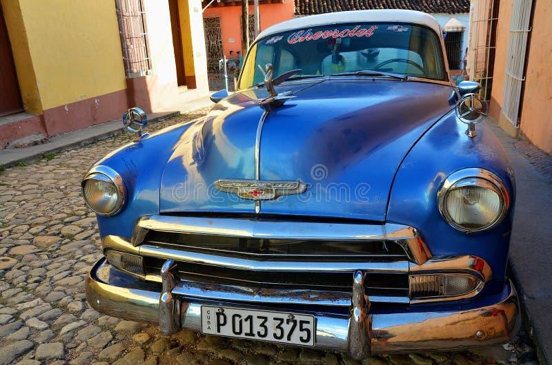 Download Chevrolet Em Trinidad Colonial, Cuba Imagem de Stock Editorial - Imagem de américa, heritage: 65581109