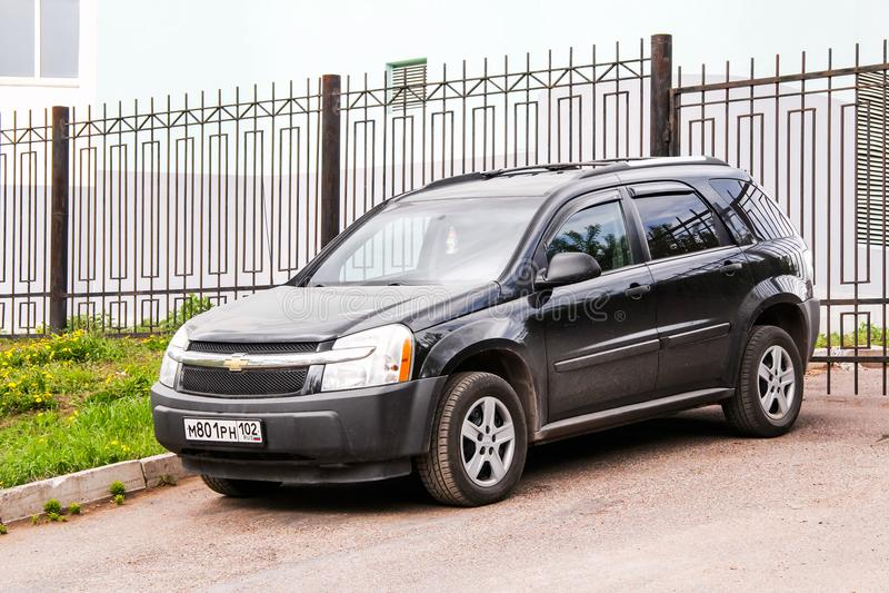 Chevrolet-'equinox' stock fotografie