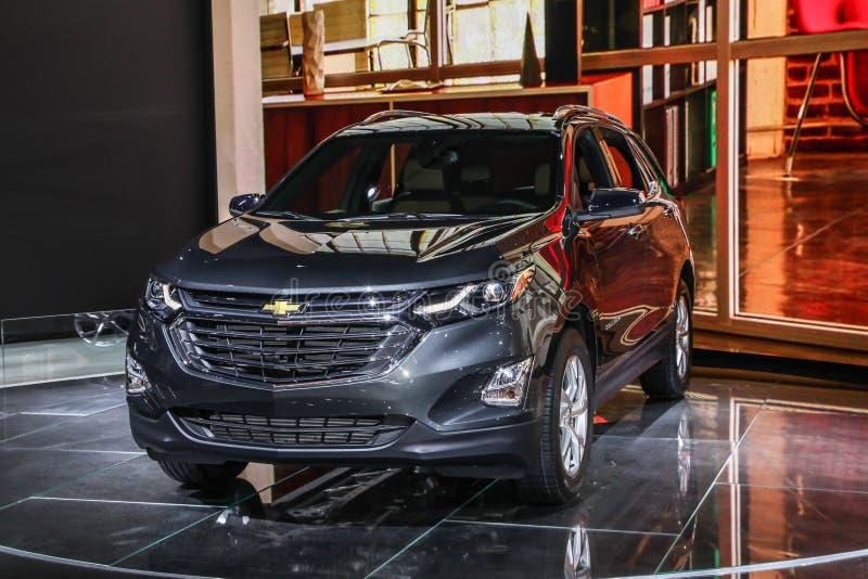 Chevrolet-'equinox' royalty-vrije stock afbeelding