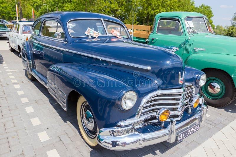 Chevrolet 1946 Fleetline lizenzfreie stockbilder