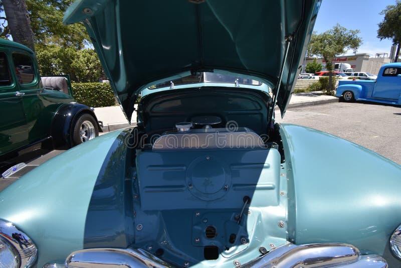Chevrolet Fleetmaster 2 Coupé van deursporten, 2 royalty-vrije stock foto's