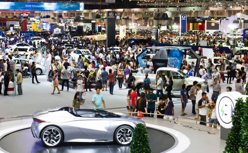 Chevrolet ha presentato in Tailandia immagine stock libera da diritti