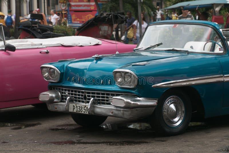 Chevrolet in Havana stockbilder