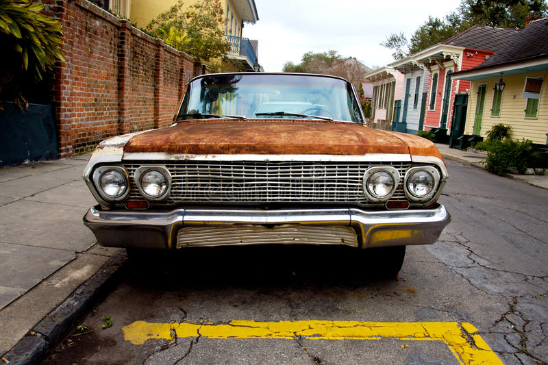 Chevrolet Impala fotografia stock