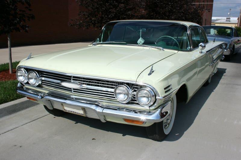 Chevrolet Impala 1960 immagine stock libera da diritti