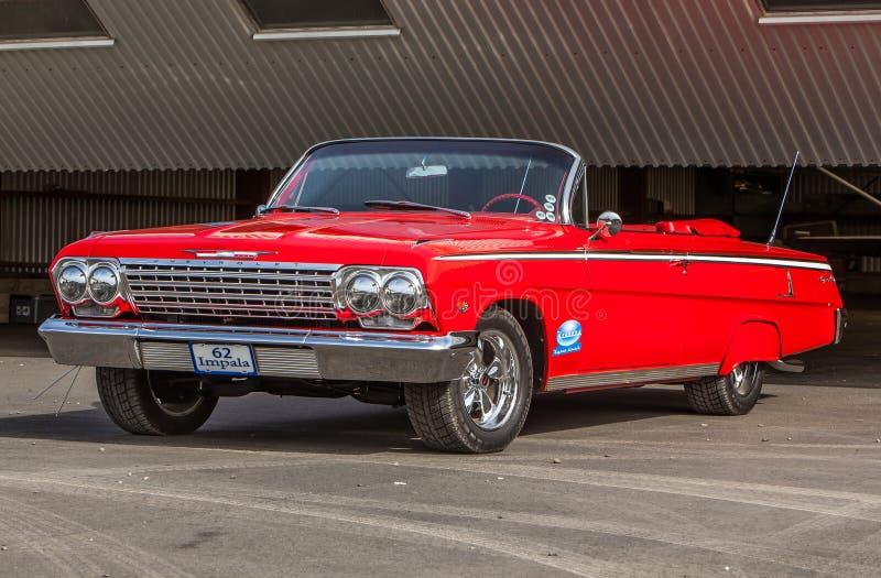 Chevrolet Impala 1962 stockfoto