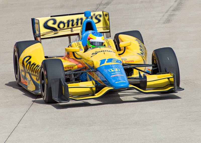 Chevrolet Indy I duplo, Detroit, MI foto de stock