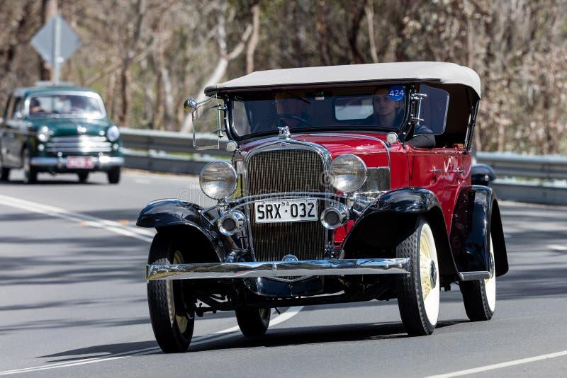 1932 Chevrolet konfederata sportów terenówka zdjęcia stock