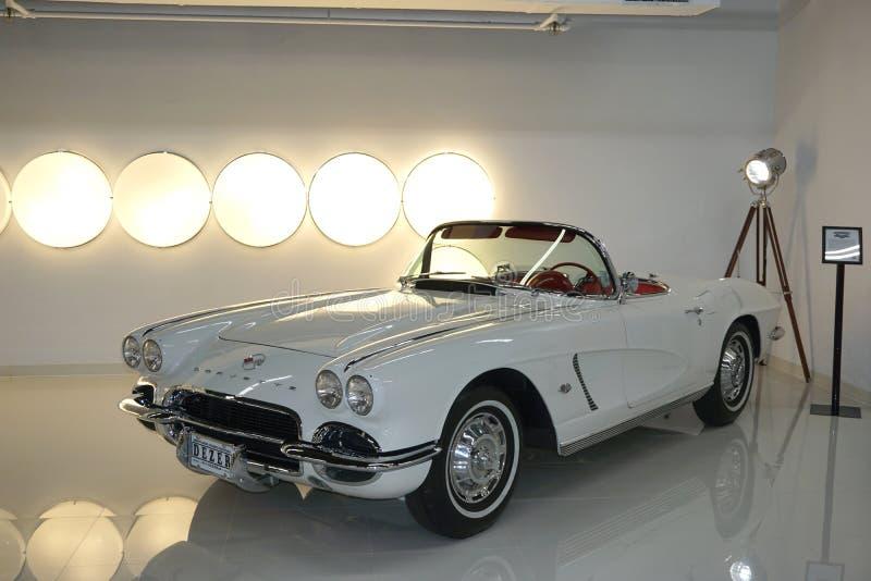1962 Chevrolet korweta fotografia stock