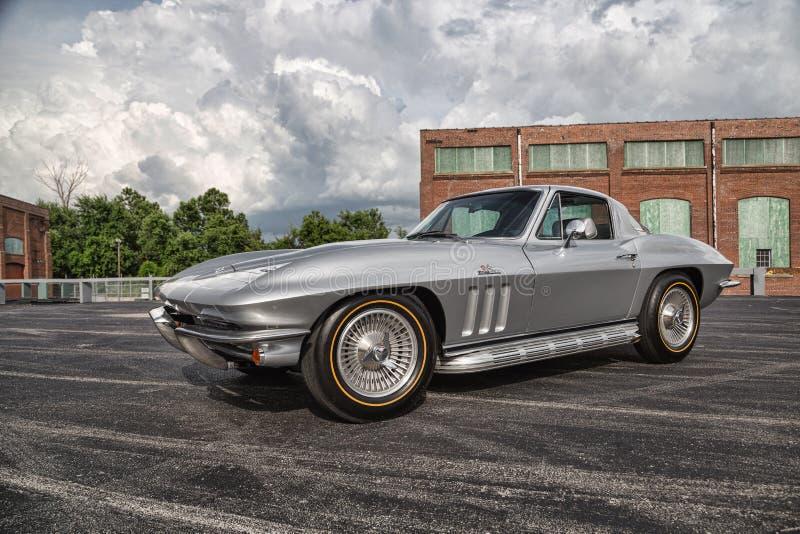 1966 Chevrolet korwety Stingray obrazy stock