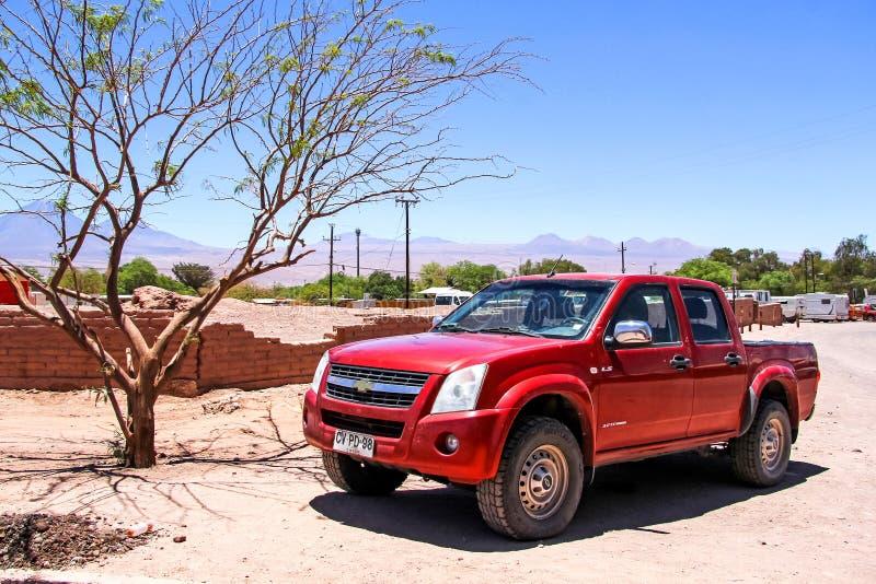 Chevrolet LUV D-máximo foto de archivo libre de regalías