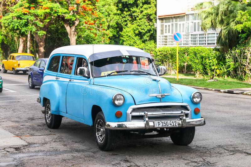 Chevrolet Luxe royalty-vrije stock foto's