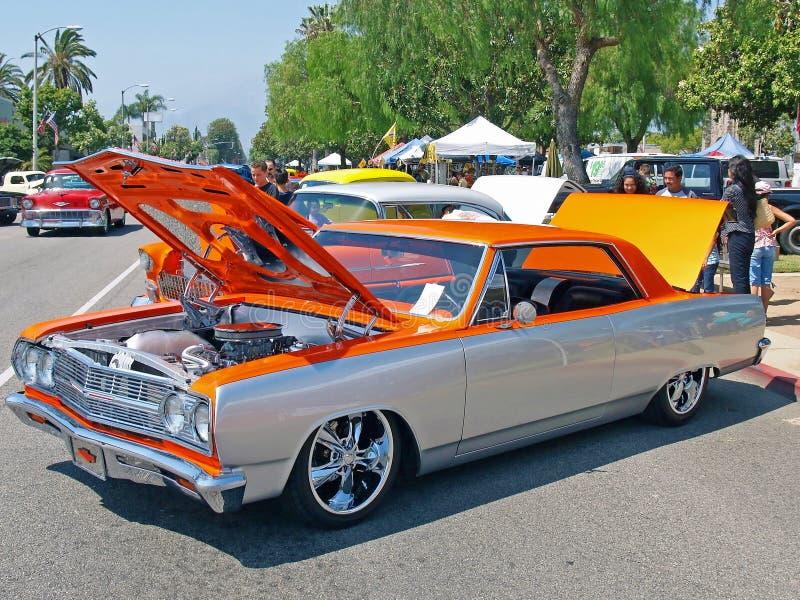 Chevrolet Malibu obraz royalty free