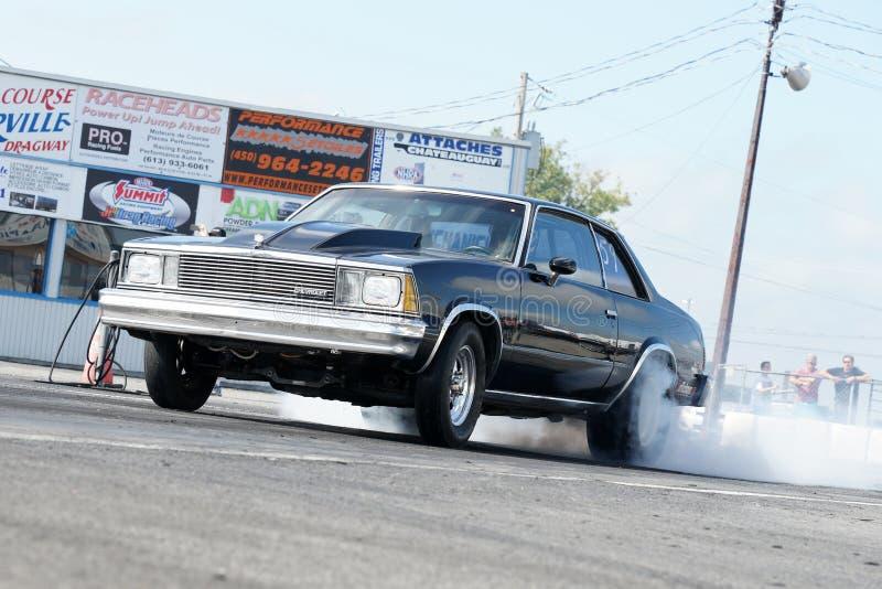 Chevrolet Malibu fotografie stock