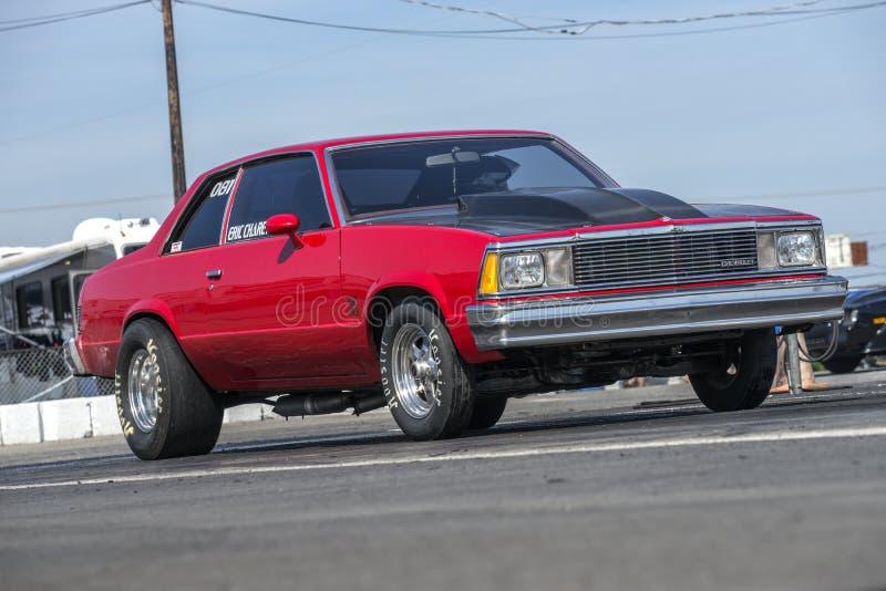 Chevrolet Malibu foto de archivo libre de regalías