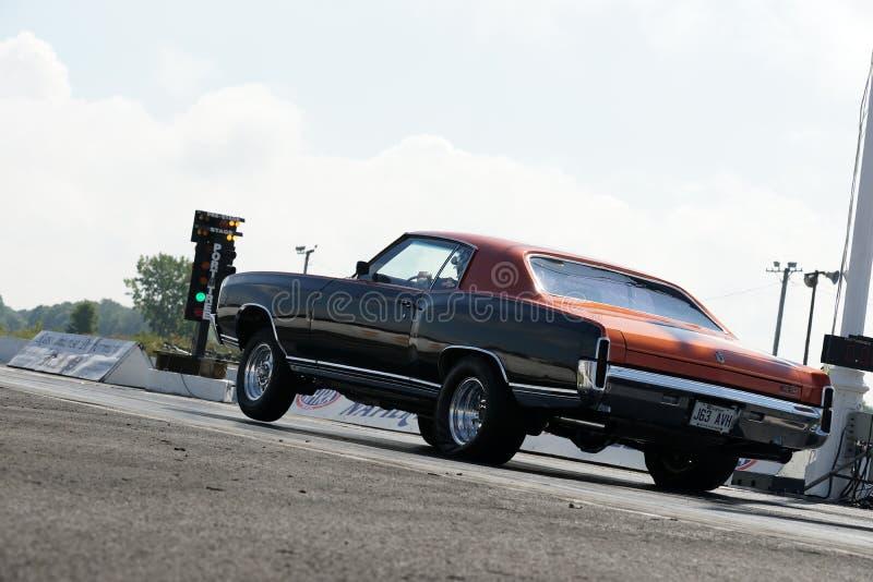 Chevrolet Monte Carlo lizenzfreies stockbild