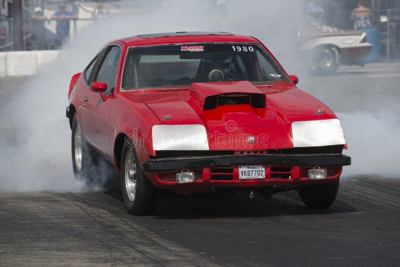 Chevrolet Monza fotografia stock libera da diritti