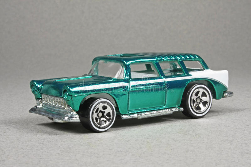Chevrolet Nomad 1956 stock images