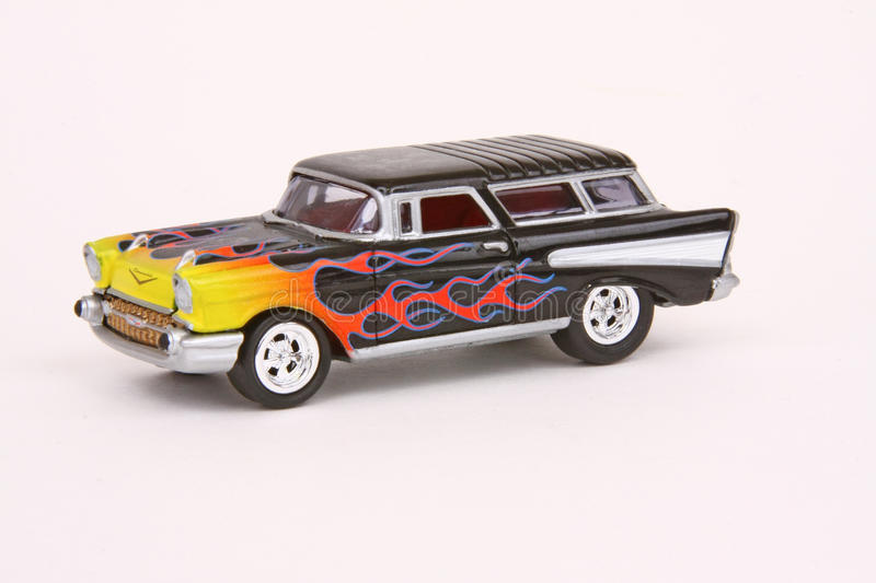 Download Chevrolet Nomad 1957 stock image. Image of scale, chevy - 22887809