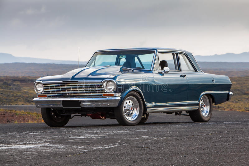 1964 Chevrolet Nova royalty free stock photo