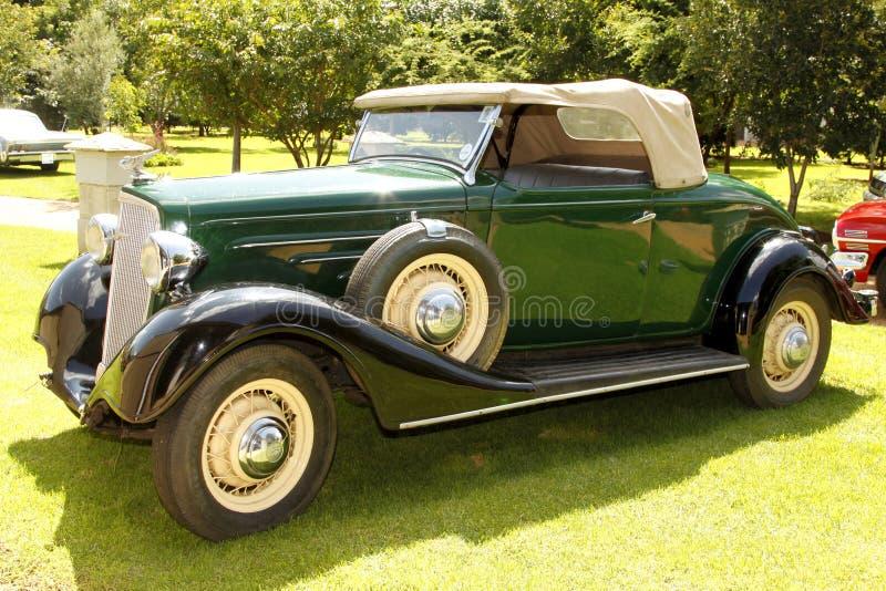 1934 Chevrolet-Open tweepersoonsauto royalty-vrije stock foto