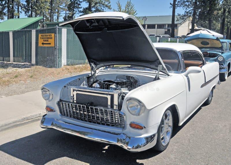 1955 Chevrolet sedan zdjęcia stock