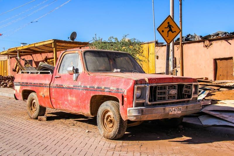 Chevrolet Silverado foto de archivo libre de regalías