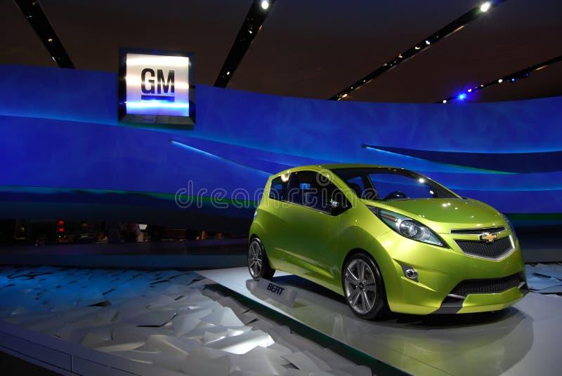 Chevrolet sloeg Concept royalty-vrije stock afbeelding