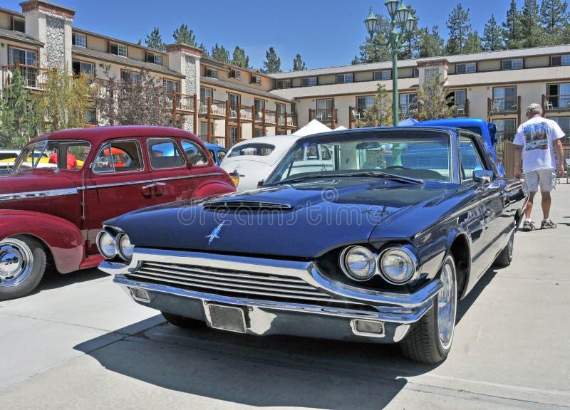 Chevrolet Thunderbird zdjęcie royalty free