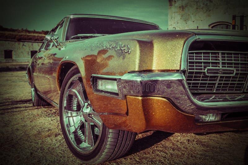 Chevrolet Thunderbird στοκ φωτογραφίες με δικαίωμα ελεύθερης χρήσης