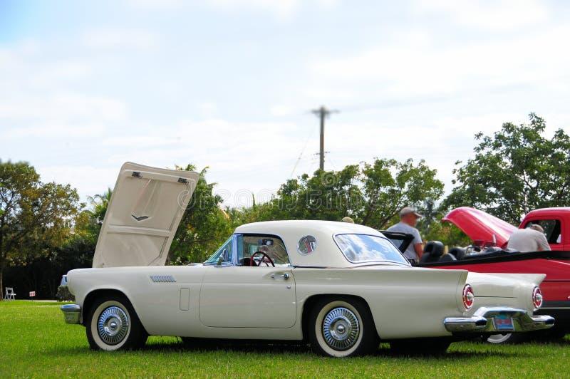 Chevrolet Thunderbird imagenes de archivo
