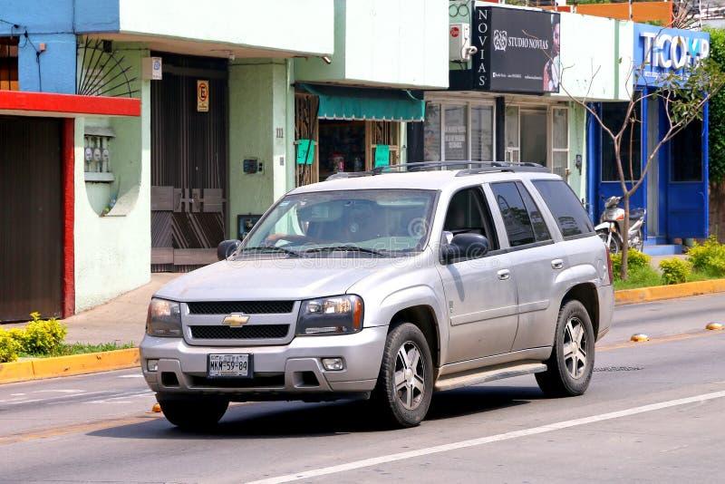 Chevrolet-Trailblazer stock foto's
