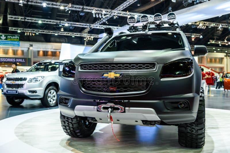 Chevrolet-Trailblazer stock afbeelding
