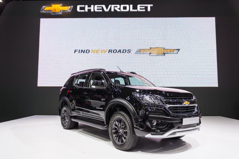 Chevrolet-Trailblazer stock foto
