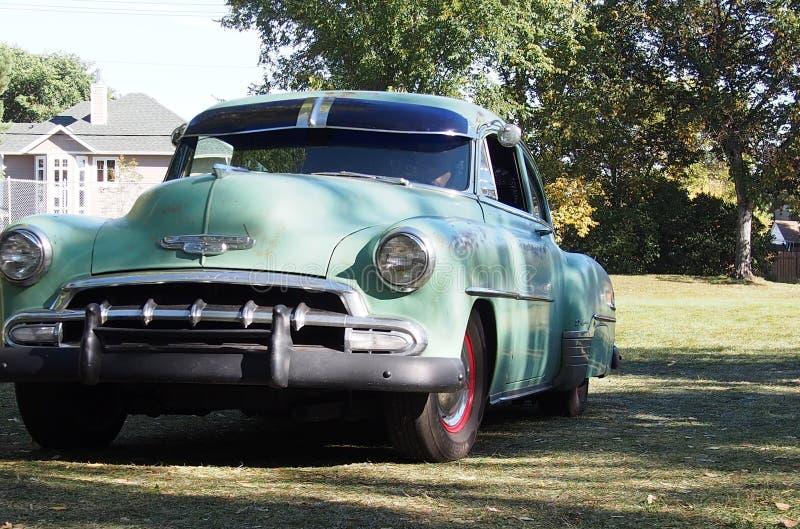 Download Chevrolet Verde Restaurado Obra Clásica Imagen de archivo editorial - Imagen de coche, recorrido: 44854199