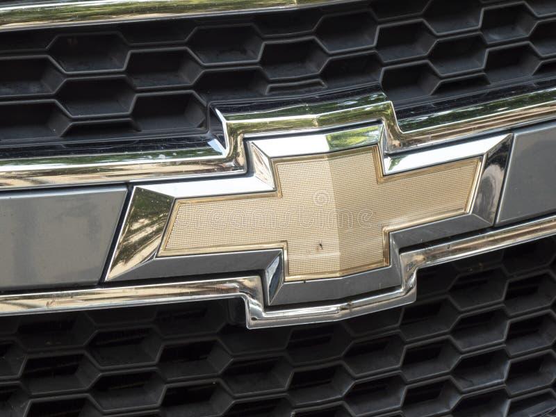 Chevrolet-Voltauto stock fotografie