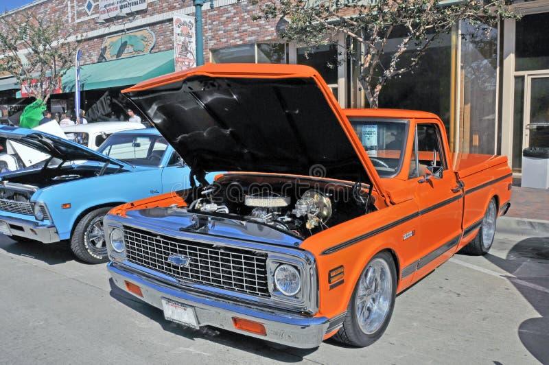 Chevrolet-Vrachtwagen royalty-vrije stock fotografie